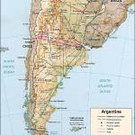 Reiseroute Argentinien