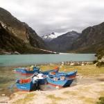 Lagunas Llaganuco
