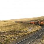 Auf dem Weg nach Puno