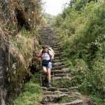 Inka Trail Bergab
