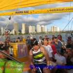 Sundowner Tour Waikiki Beach