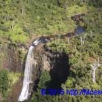 Heli Tour: Wasserfall