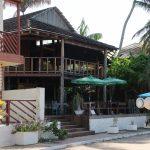 Restaurant mit Terrasse des Farol da Ilha