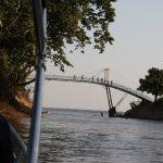 Brücke über dem Rio Urubú